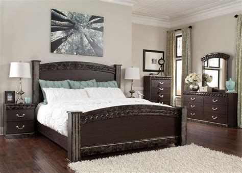 King Bedroom Set Plan Ideas
