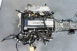 Used Jdm Nissan Sr20det S15 Turbo Engine  6mt Rwd Trans