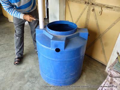 kitchen waste biogas plant design make your own biogas plant 8722