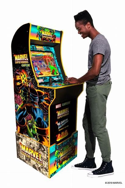 Arcade1up Appearance
