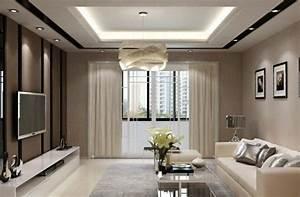 Moderne Wandfarben Für Wohnzimmer : 85 moderne wandfarben ideen f rs wohnzimmer 2016 ~ Sanjose-hotels-ca.com Haus und Dekorationen