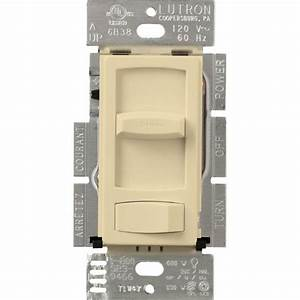 Lutron Skylark Contour C L Dimmer Switch For Dimmable Led