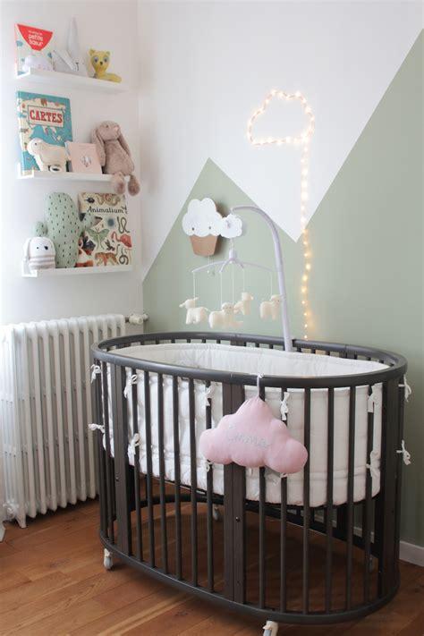 chambre stokke 5 conseils déco pour aménager une chambre de bébé propice