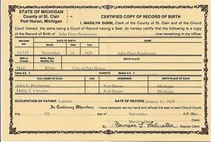 fake birth certificate maker fake birth certificate With novelty birth certificate template