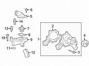 Mazda 6 Engine Coolant Temperature Sensor