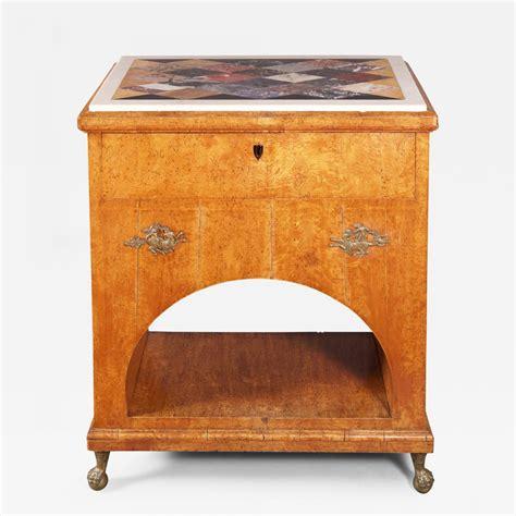 fine neoclassical karelian birch cabinet russian ca