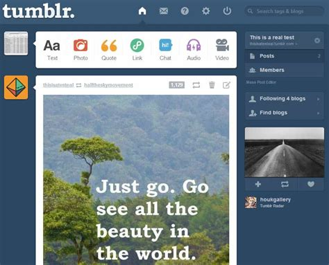 Should you start your first blog on Tumblr or Wordpress ...