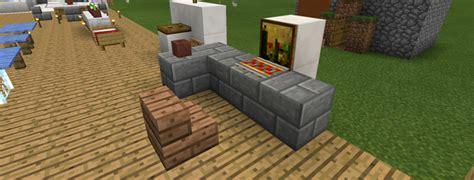 Furniture Ideas [creation]  Minecraft Pe Maps