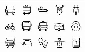 Image Gallery transportation vector