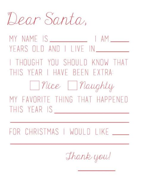 dear santa letter template 20 free printable letters to santa templates spaceships and laser beams
