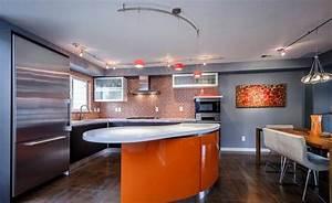 idees de cuisine moderne style elegance pour votre maison With idee de cuisine moderne