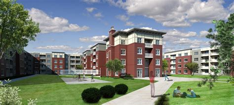 Work To Begin On New Student Apartments