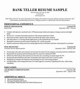Assistant Property Manager Resume Objective How To Write Of Bank Teller Resume Sample