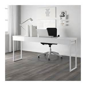 Ikea Besta Burs Desk Craigslist by Best 197 Burs Desk High Gloss White Bureau