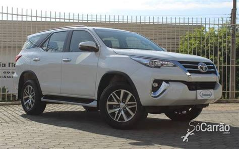 Toyota SW4 SRX 4X4 2.8 TB 5LUG AT 2019 em santa-catarina ...