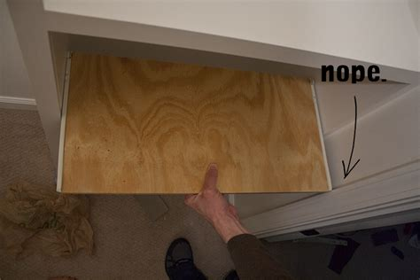 How To Build Closet Drawers by How To Build Custom Closet Drawers