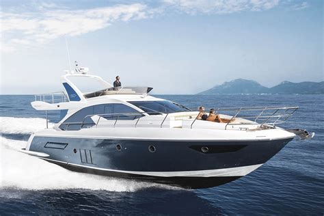 Azimut 50  Azimut Yachts Official  Luxury Yacht Sales