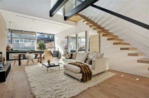 interieur de maison l int 233 rieur de la maison contemporaine salon design archzine fr