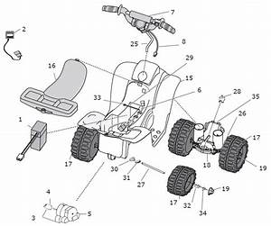 Power Wheels Toy Story Lil Quad Parts