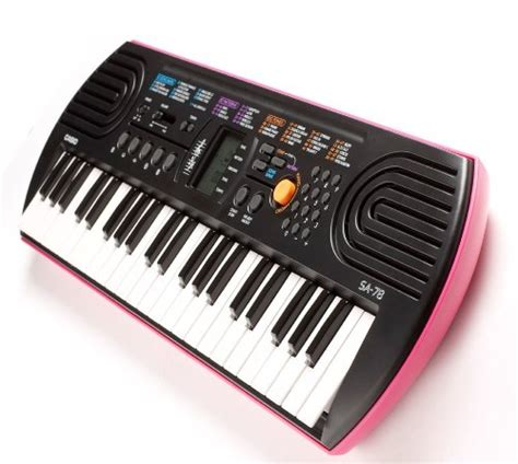 Casio Sa-78 Mini Keys Keyboard