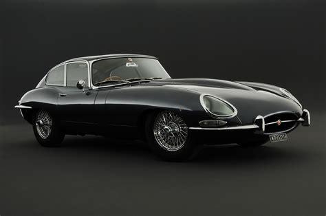Jaguar E Type Wallpaper