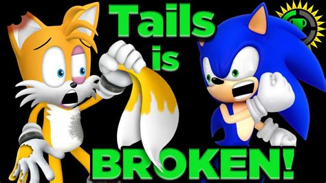 Could Tails Really Fly? (sonic The Hedgehog