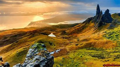 Scottish Scotland Wallpapers Backgrounds Wallpaperaccess
