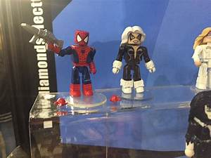 Closer Look At Upcoming Marvel Minimates From Diamond