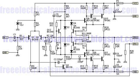 Guitar Amplifier Using Tipc Transistor Wiring Radar
