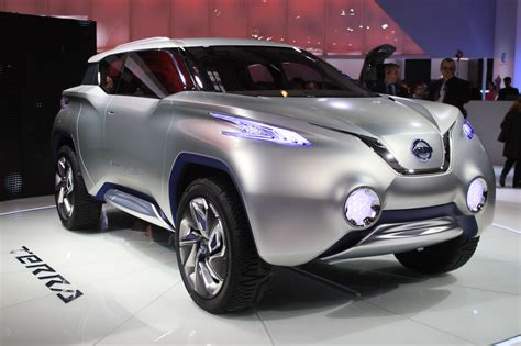 Nissan Terra Photo by Nissan Terra Concept Live Photos And 2012