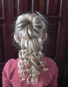 Exclusive Half Up And Half Down Hairstyles For Little