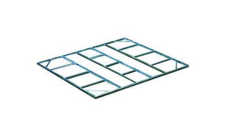 arrow fdn1014 storage shed base kit for 10 x12 10 x13