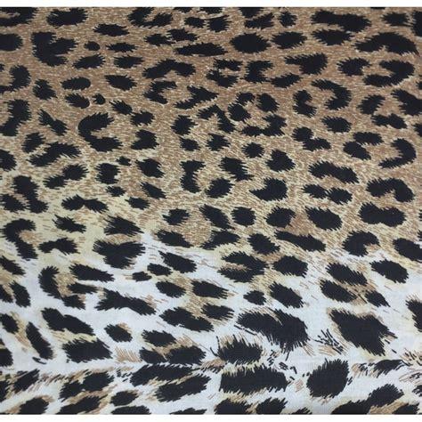 copriletto leopardato telo arredo gran foulard in puro cotone