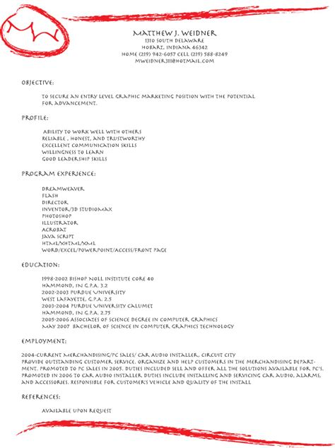 36 Beautiful Resumes by 36 Beautiful Resume Ideas That Work