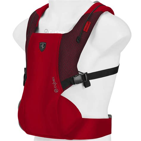Buy cybex baby carriers & backpacks and get the best deals at the lowest prices on ebay! Cybex BEYLA.TWIST Baby Carrier Racing Red Scuderia Ferrari ...