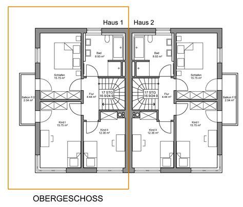 Moderne Doppelhaushälfte Grundrisse by An Immobilien Objektdetails