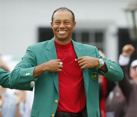 Masters 2019: Tiger Woods hints at the special place he ...