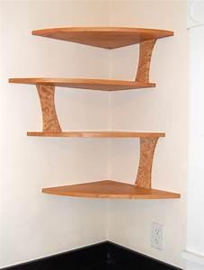 corner shelves Daniel Wetmore