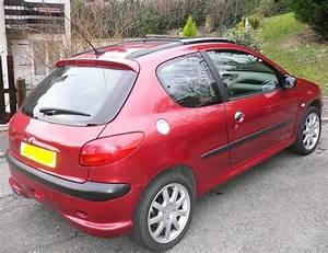 Peugeot 206 Essence : jantes alliage peugeot 206 rouge mitula auto ~ Medecine-chirurgie-esthetiques.com Avis de Voitures