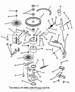 Snapper Riding Mower Drive Belt Replacement Diagram