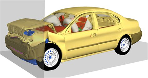 car design software hyperworks the industry standard for simulation driven
