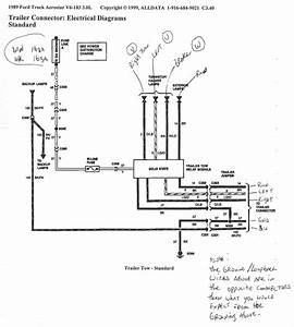 Wiring Diagram For A 1988 Ford F150