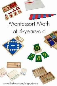 Montessori, Children and Math on Pinterest