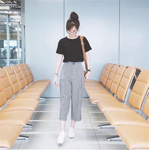 The 25+ best Square pants ideas on Pinterest | Square pants ootd Square pants outfit casual and ...