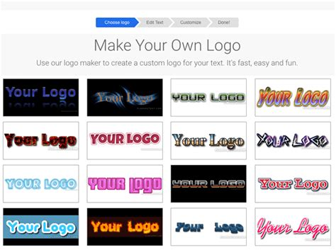 Free Logo Maker Create Your Own Design Tailor Brands Great