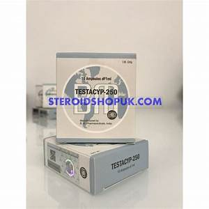 Testacyp-250 Bm Pharmaceutical 10ml