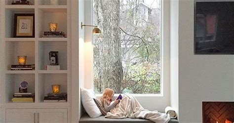 pin by nook and cranny nooks and crannies tiny cozy spaces to get you through winter house pinterest ventana