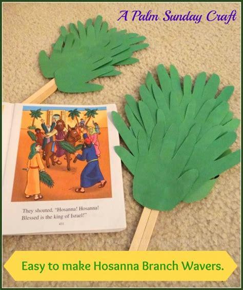palm sunday activities  kids weekend links   homeschool  child