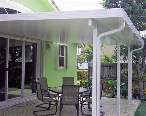 patio aluminum roof modern patio outdoor
