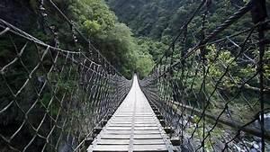 World's Longest Pedestrian Suspension Bridge Opens ...
